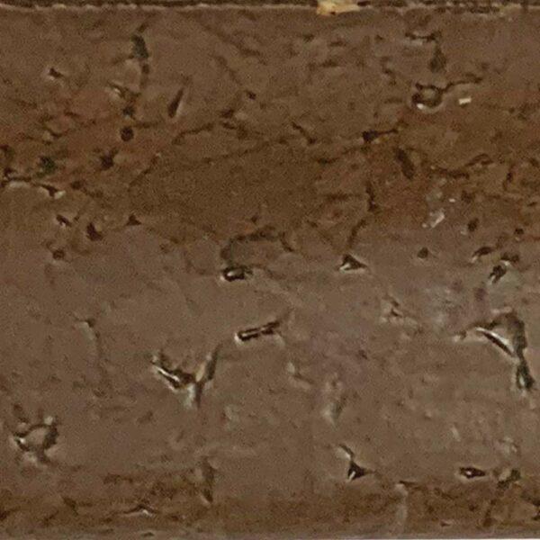 Плинтус МДФ 18, 5х38, 5х2400 мм, пробковый шпон темный
