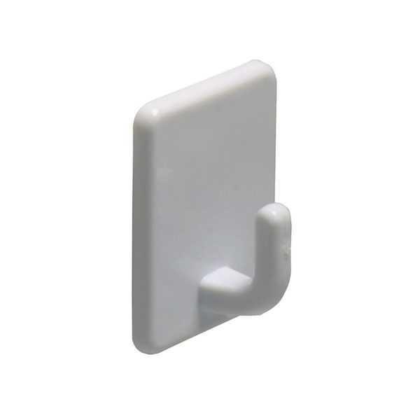 крючок пластик белый картинка