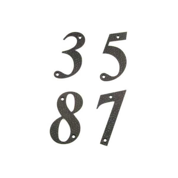номера кованые  картинка