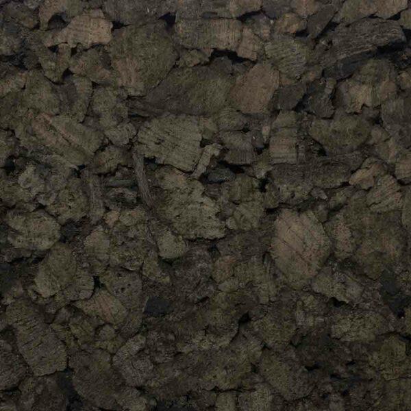 Агломерированная пробковая плита черная, 20 мм.