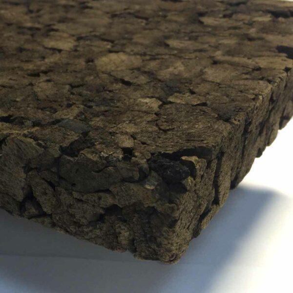 агломерированная пробковая черная плита картинка