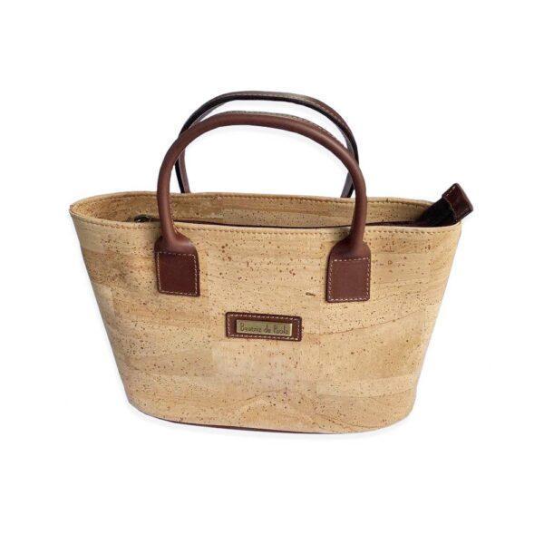 сумка из пробкового текстиля и кожи цена картинка